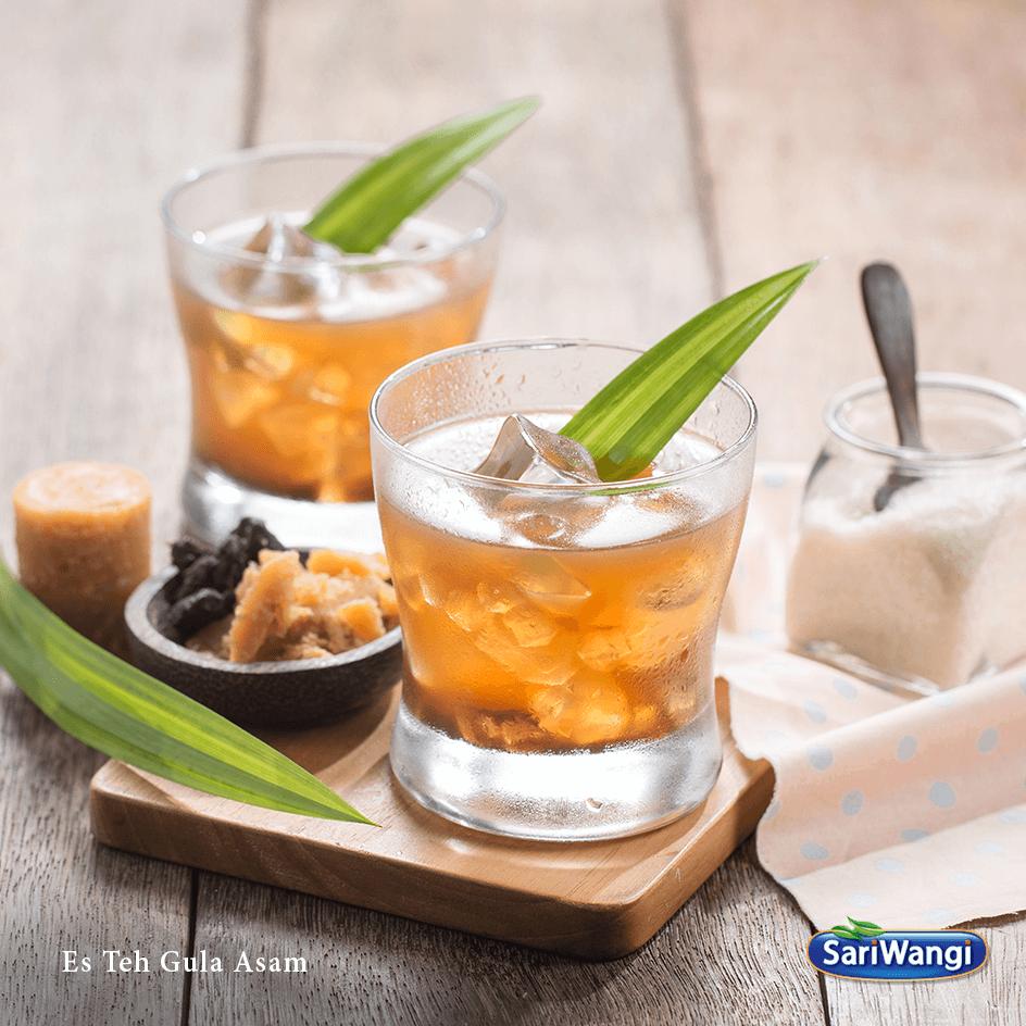 Sensasi Dingin Dan Asam Dalam Resep Minuman Teh Gula Asam